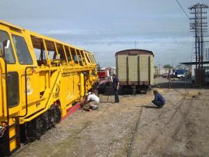 Ferro Service Lanús Descarga en Rosario
